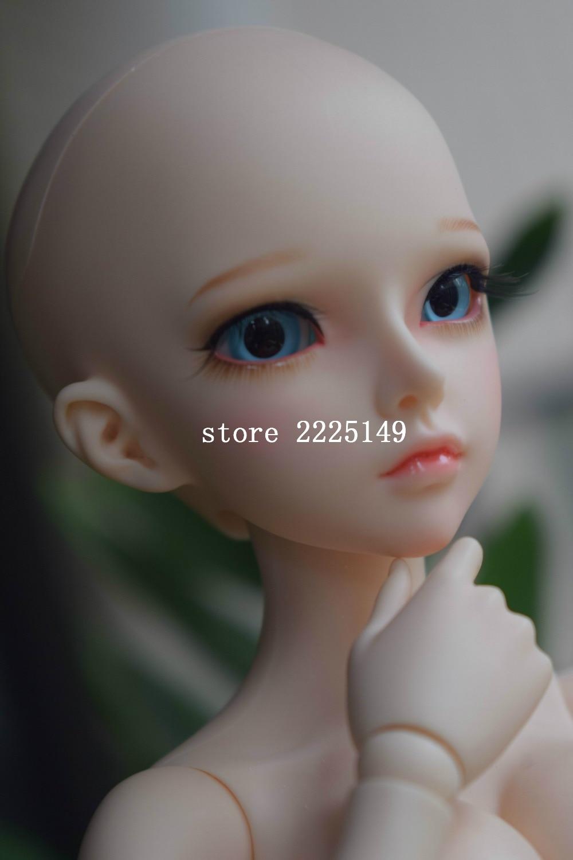 무료 배송 lingxiyiwa 1/4 인형 mirwen chlloe bjd 인형 눈-에서인형부터 완구 & 취미 의  그룹 1