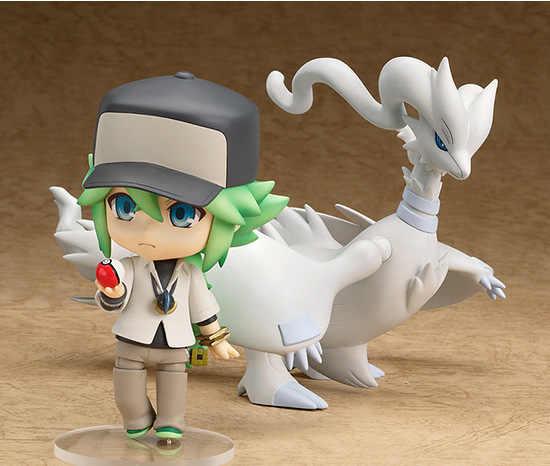 Аниме Фигура 10 см Nendoroid P GO N Reshiram 537 # Q Versione del ПВХ фигурку Da Collezione модель игрушка Natale