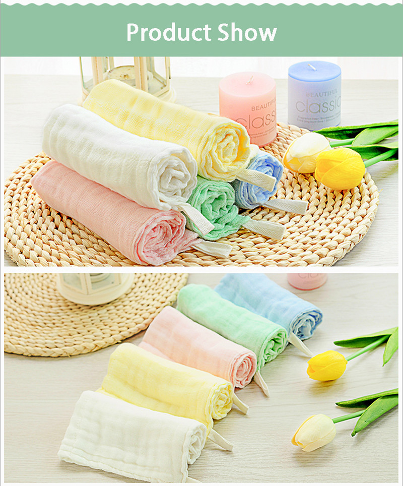 Baby Cotton Towel (12)