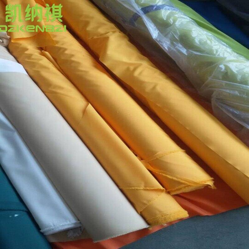 6x6 M/pcs Personnalisé PU Enduit Polyester tissus Étanche Voiles D ...