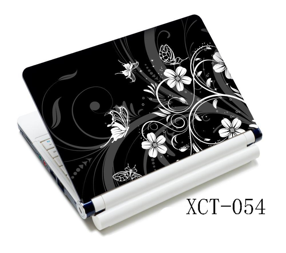 Flower Laptop stickers for 15 notebook sticker 12 14 15.6 PC skin for xiaomi mi pro 13.3/asus/macbook pro 13/acer/hp/lenovo