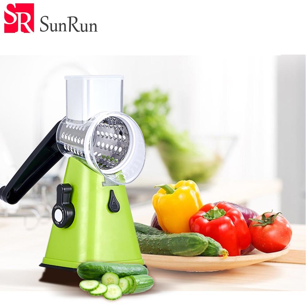 Genuine Yang Ming multi function vegetable shredder home hand ...