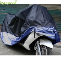 Tiptop New Motorcycle Bike Polyester Waterproof Snowproof Snow UV Protective Scooter Case Cover S M L