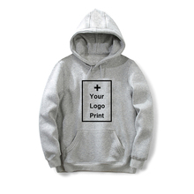 Trendy Casual Customized Cotton Men's Hoodie