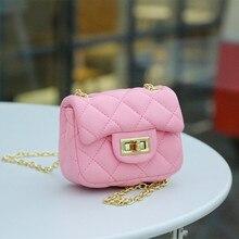 Женский мини-кошелек для монет, милый кожаный маленький нулевой кошелек, сумка для маленьких девочек, сумка принцессы на плечо, детское изменение денег, кошелек, сумка