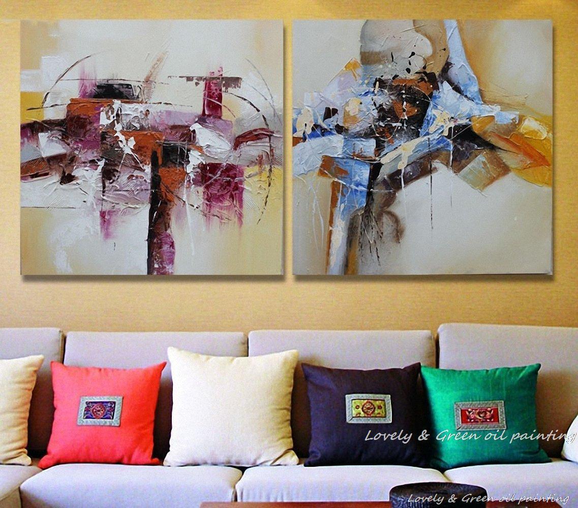 Online kaufen großhandel lila wandkunst aus china lila wandkunst ...