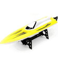Childrens Nautical Model Remote Control Speedboat Six-Channel Rapid Speed Boat Race Anti-turn Waterproof