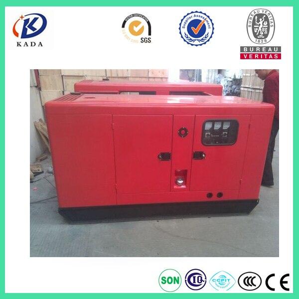 US $8217 0 |145KW 180KVA 3 Phase 380V 50HZ Sound proof Generator Diesel  Electric Generator Sets-in Diesel Generators from Home Improvement on