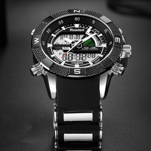 Brand New Luxury Led Quartz Men Watch