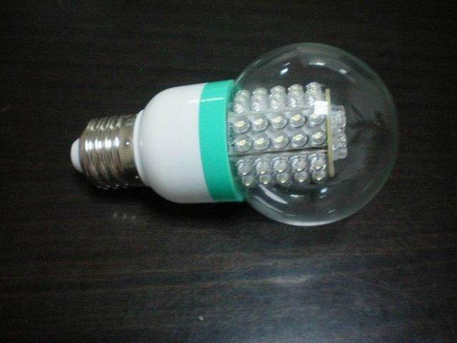 LED Corn Light with E27 Base;66pcs 5mm dip led;3.5-4W;320-400 lm;P/N:HA005B
