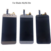 For zte blade A6 LCD monitor mobile phone + digitizer replacement lite A0620 display 5.2 repair parts