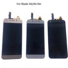 Nouveau LCD pour zte lame A6 A6 lite A0620 A0622 LCD affichage numériseur assemblée téléphone portable pièces de réparation