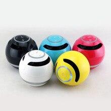 Marsnaska New Fashion Bluetooth Mini Speaker Receiver Boombox FM Radio Portable Amplifier MP3 Subwoofer With Mic Loudspeaker