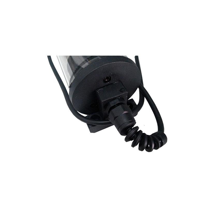 HNTD 6 Вт DC 24 В светодиодный панельный светильник светодиодный рабочий светильник взрывозащищенный TD40 водонепроницаемый IP67 для станков с ЧПУ