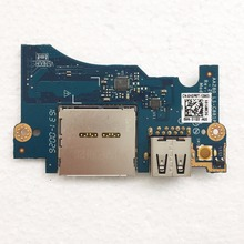 DEL L XPS 13 9343 USB небольшой совет Мощность на борту SD карты Интерфейс LS-C881P
