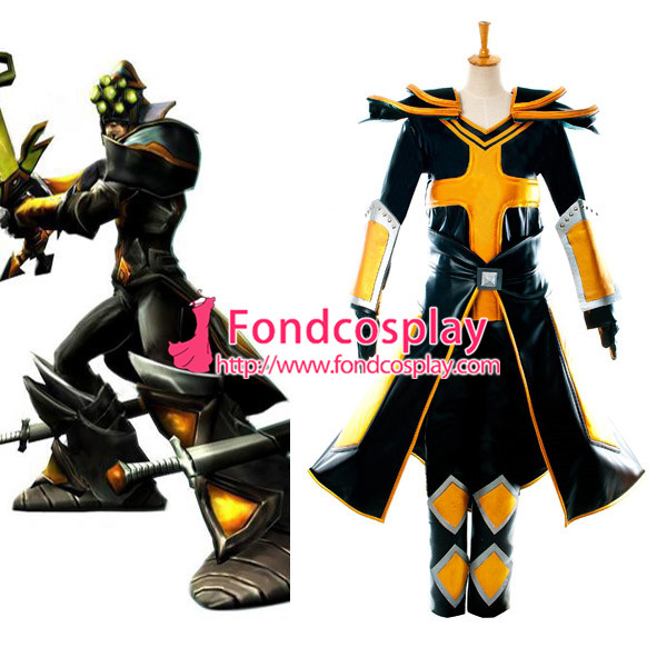 Online Buy Wholesale lol cosplay costumes from China lol cosplay ...
