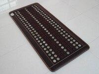Best Quality! Natural Tourmaline Mat Beauty Mattress Jade Health Care Pad Heating Pad Yoga Mat Heat10 70 Celsius! Size160x70cm