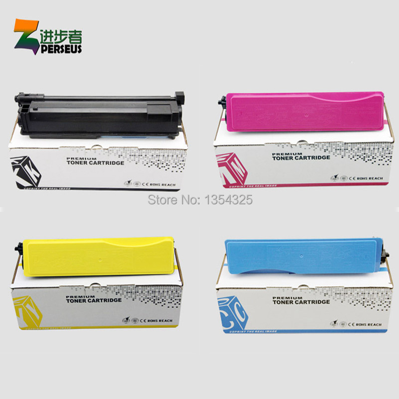 4 Pack HIGH QUALITY TONER KIT FOR KYOCERA TK-570 TK570 FULL COMPATIBLE KYOCERA FS-C5400DN ECOSYS P7035cdn PRINTER