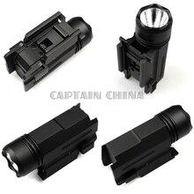 LED Shotgun Rifle Glock Gun Flash Light Tactical Torch Flashlight with Release