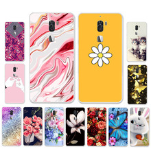 Ojeleye DIY Patterned Silicon Case For Letv Cool 1 Soft TPU Cartoon Phone Cover Covers Anti-knock Shell