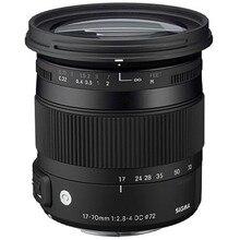 Sigma 17-70mm f/2.8-4 DC Macro OS HSM Lens for Nikon D3000 D3100 D3200 D5000 D5100 D5200 D80 D90 D7000 D7100 D300
