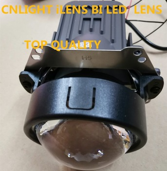 DLAND CNLIGHT YIKE iLENS 3 BI LED PROJECTOR LENS V2, EASY INSTALL BILED 35W POWER WITH EXCELLENT BEAM, BEST QUALITY IN CHINA optima premium biled lens professional series