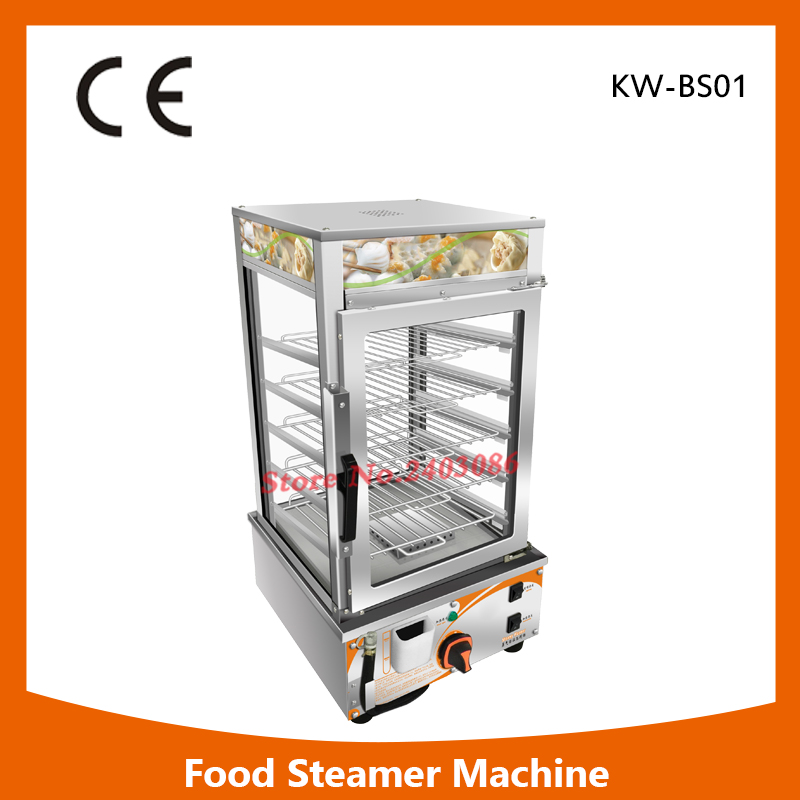 High Quality Commercial Adjustable Salamander Fast Food Electric Dough Food Steamer Bread Steamers fast food leisure fast food equipment stainless steel gas fryer 3l spanish churro maker machine