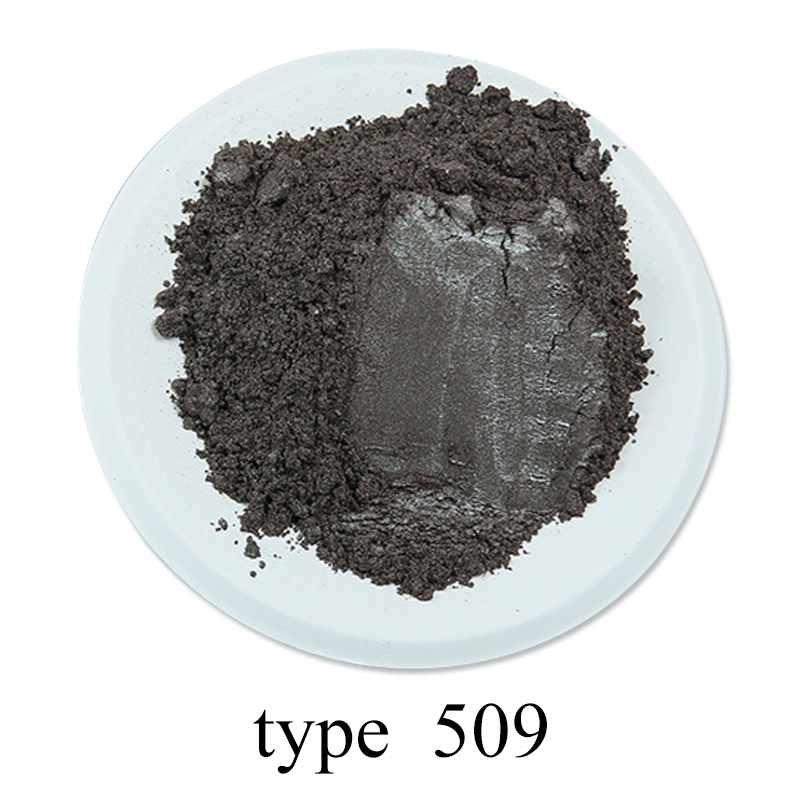 2019 New Style Type 509 Pigment Pearl Powder Healthy Natural Mineral Mica Powder Diy Dye Colorant,use For Soap Automotive Art Crafts, 50g Vivid And Great In Style