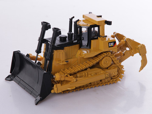 1/50 Caterpillar Constr CAT D10T Track-type Tractor with Metal Track and Railings Construction vehicles toy
