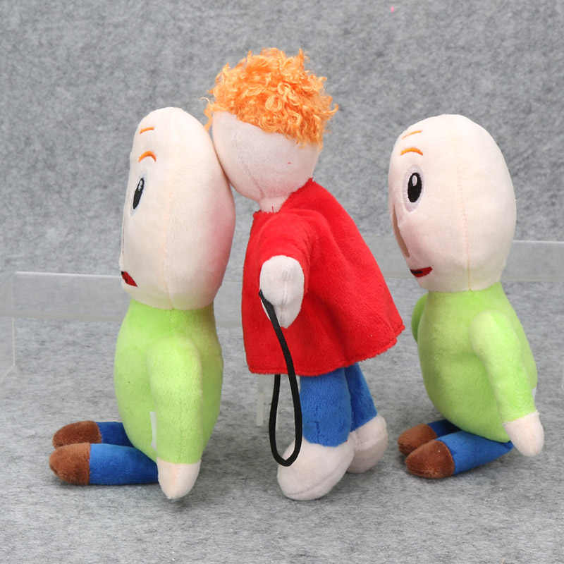 Baldi في أساسيات في التعليم والتعلم ألعاب من القطيفة اللعب 22 سنتيمتر الشكل لعبة Baldi محشوة دمية هدية الكريسماس للأطفال