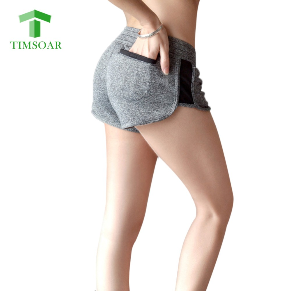 Timsoar Women Sports Yoga Shorts Fitness Short Pants Loose