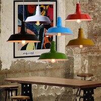 1pcs Lampshade antique simple loft pendant lights lamp 26/36/46cm