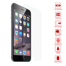 For iphone 6 0 26mm Premium Tempered Glass Screen Protector Toughened Protective Film Fundas For iPhone