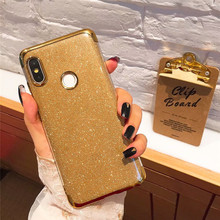 Luxury Soft TPU Plating Gradient Silicone Case for Xiaomi