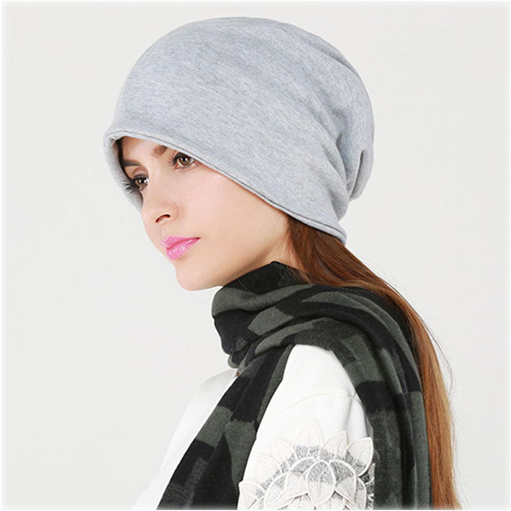 20 Colors Solid Knitted Cotton Hats Beanies For Women Unisex Spring Autumn Warm Ear Casual Outdoor Hip-Pop Caps Skullies 2016 new beautiful colorful ball warm winter beanies women caps casual sweet knitted hats for women outdoor travel free shipping