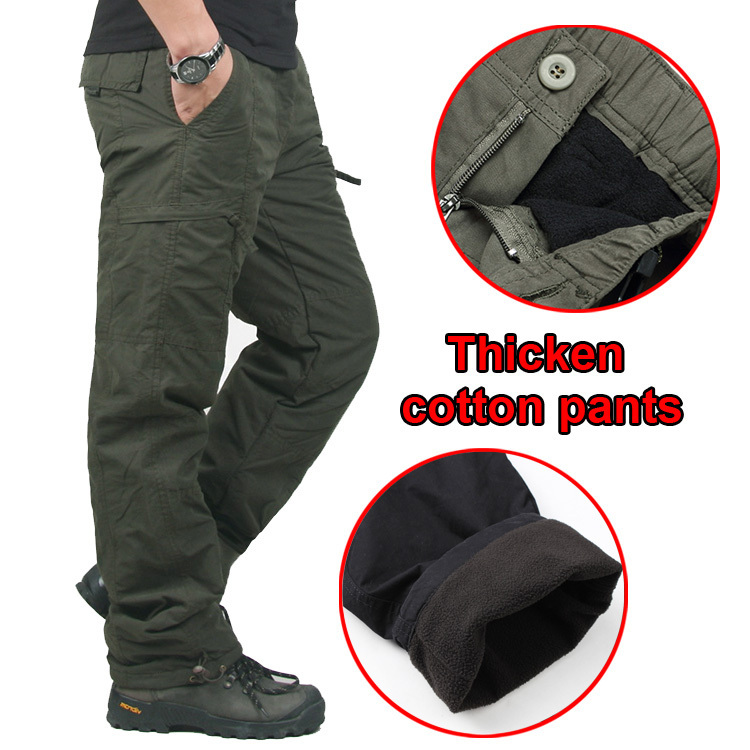 Popular Winter Cargo Pants-Buy Cheap Winter Cargo Pants lots from ...
