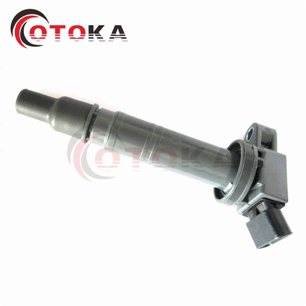 4pcs 90919 c2006 90919c2006 ignition coil for toyota rukus blade camry mark x zio estima