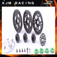1/5 rc car High speed revolution Gear ratio 17T 18T 19T 57T 56T 55T for 1/5 scale hpi km baja 5b/5t/5sc toy parts