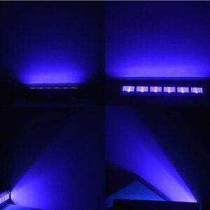 Image 5 - 12 LED Disco UV Violet Black Lights DJ 36W Par Lamp UV For Party Christmas Bar Lamp Laser Stage Wall Washer Spot Light Backlight
