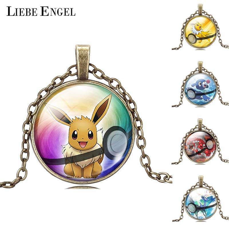 liebe-engel-anime-font-b-pokemon-b-font-jewelry-bronze-color-with-glass-cabochon-font-b-pokemon-b-font-pokeball-pattern-choker-pendant-necklace-for-women