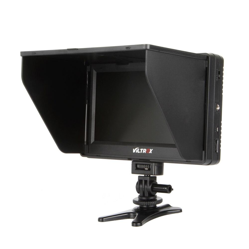 Viltrox DC-70II 7 '' Clip-on TFT HD LCD 4K Cámara Monitor de video - Cámara y foto - foto 4
