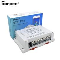Broadlink RM3 Rm Pro Smart Controller Wifi RF IR Wifi Model Sonoff 4ch Pro Sonoff T1
