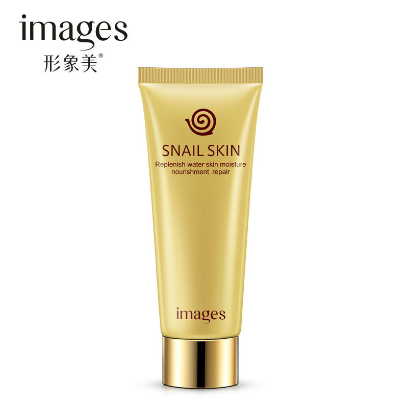 Snail Facial Cleanser Essence Organic Natural Gel Daily Face Wash Mild Exfoliating Deep Cleansing Skin Care Hydrating Cleanser