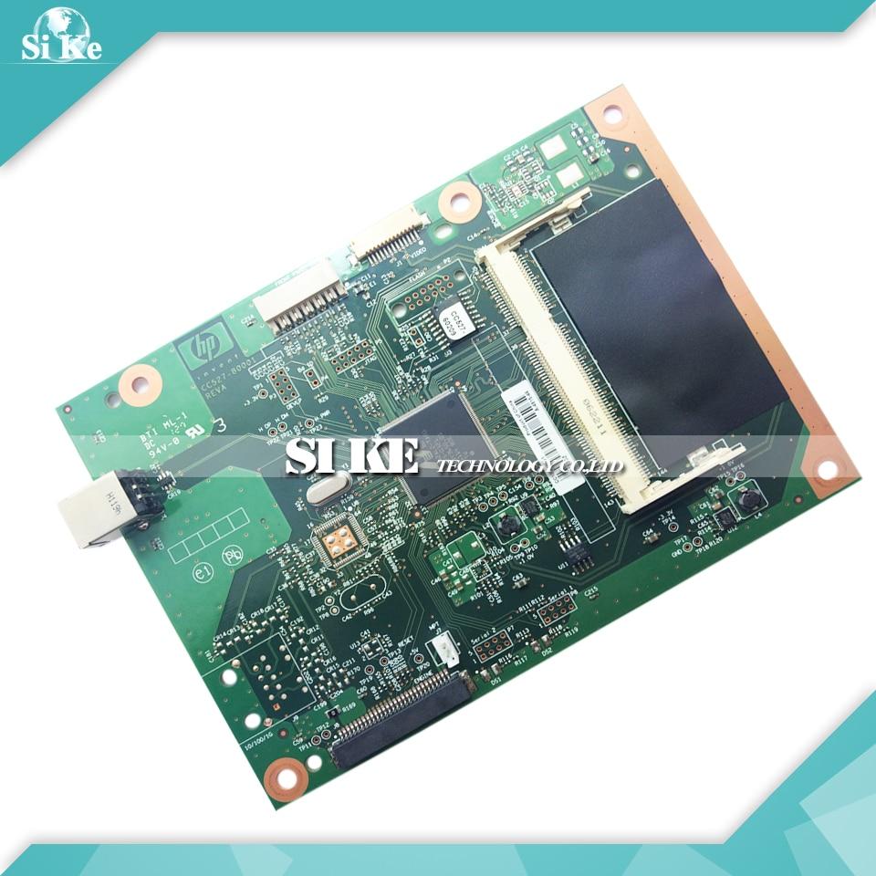 ФОТО Laser Printer Main Board For HP P2055 2055 CC527-60001 HP2055 Formatter Board Mainboard Logic Board
