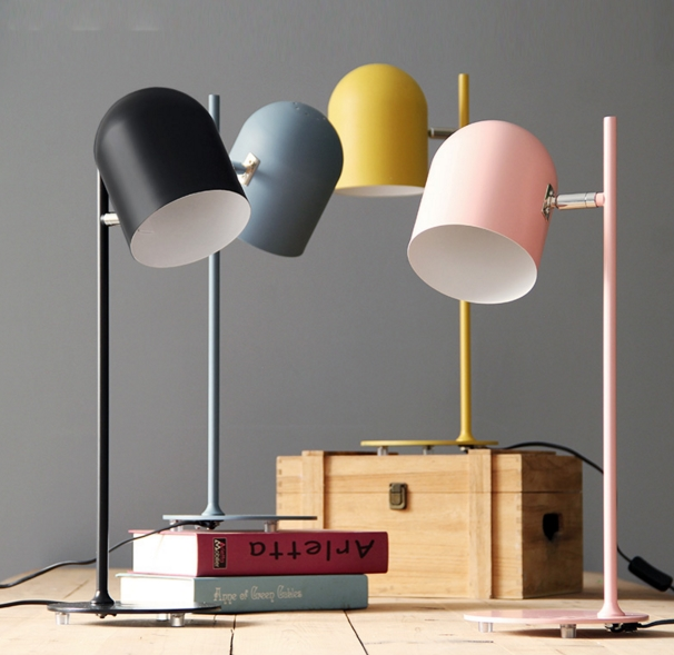 nordic personality Modern Fashion Decoraction E27 110V/220V Table Lamps For Bedroom/Living Room Lightingnordic personality Modern Fashion Decoraction E27 110V/220V Table Lamps For Bedroom/Living Room Lighting
