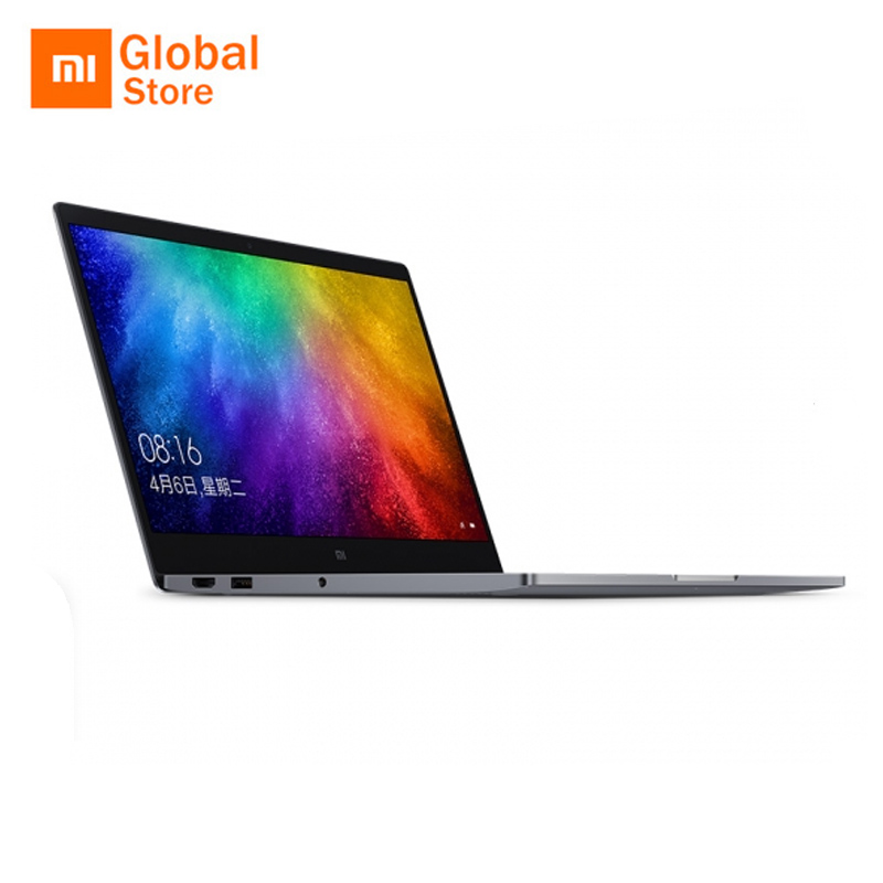 New Xiaomi Mi Laptop Enhanced Version English Windows 10 Intel I5-8250U MX150 CPU 8GB DDR4 RAM 25GB SSD 13.3Inch
