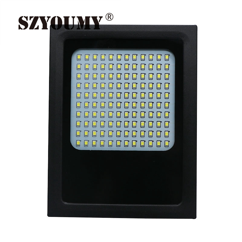 SZYOUMY 120 LED Solar Flood Light Super Brightness Aluminum Solar Flood Light Energy Saving Motion Sensor Light Waterproof IP65SZYOUMY 120 LED Solar Flood Light Super Brightness Aluminum Solar Flood Light Energy Saving Motion Sensor Light Waterproof IP65