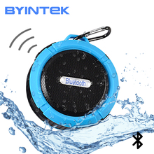 BYINTEK 2018 Bluetooth Speaker 5W 500mAh For  Android Smart Projector UFO R15 R7 R11 BT96Plus цена