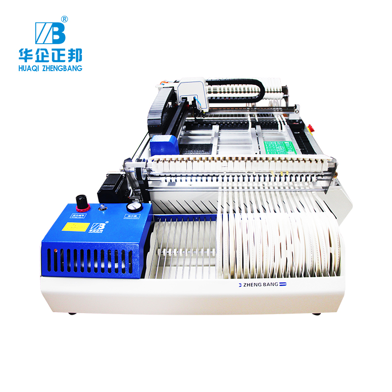 PCB High Speed and Precision Desktop SMT Pick Place Machine Zb3245tss