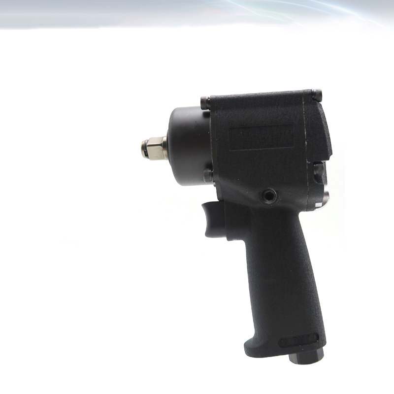 Powerful 1/2 large torque small wind gun 61 kg pneumatic wrench mini double hammer gas trigger heavy duty wind wrench